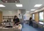 brede school keuken en kookleslokaal