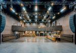 grote zaal Poppodium Victorie Alkmaar, fotografie Jonathan van Dijk